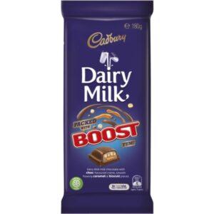 Cadbury Boost Australian Chocolate