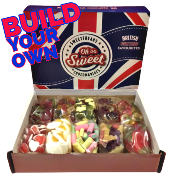 Build Your Own Sweet Hamper Box